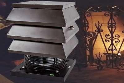 Elicent Tirafumo kaminnyiy ventilyator